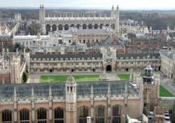 To King's College Chapel