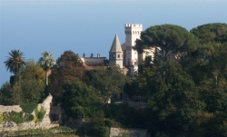 Villa Cimbrone from Scala