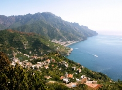 The Bay of Salerno