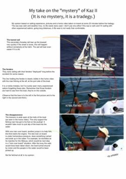 Le mystère du yacht fantôme