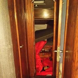 Le marin allemand momifié