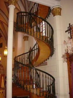 T1 : L'escalier merveilleux de Santa Fe