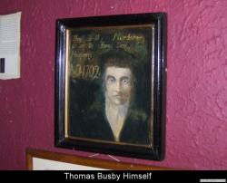 T2 : La chaise maudite de Thomas Busby