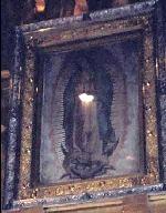 T2 : Le manteau miraculeux de ND de Guadalupe