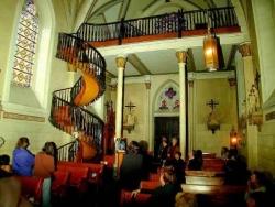 L'escalier merveilleux de Santa Fe