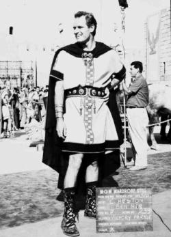 BEN HUR (1959)essais costumes de Chuck