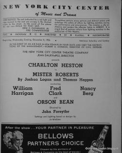 MISTER ROBERT 1956