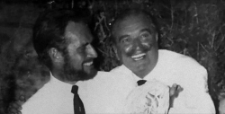 CHEZ ALFREDO à Rome en 1964