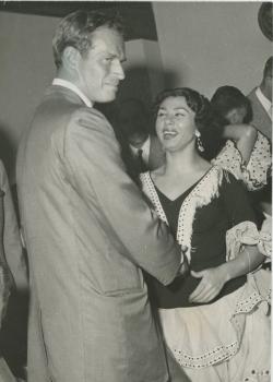A MADRID EN 1961