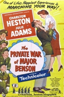 LA GUERRE PRIVEE DU MAJOR BENSON (1955)