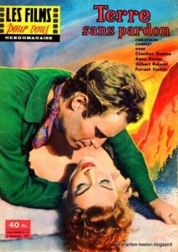 TERRE SANS PARDON_1956 - ciné-roman
