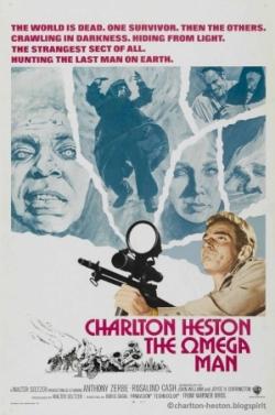 THE OMEGA MAN (1971) N° 1