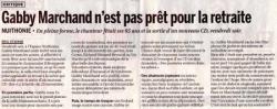 """Dans """"La Liberté"""" - article 2"""