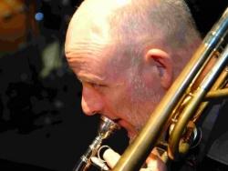 2. le tromboniste Bernard Trinchan