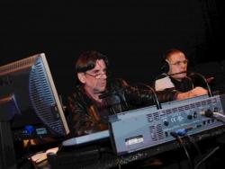 7. régie lumière : Serge Simon et Eddy Broquet