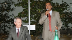 Armand Kpenou HECFE et JD Senard