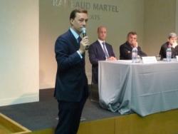 Fabrice Patrizio et speakers