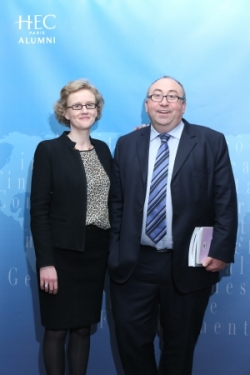 Sylvie Bretones, Emmanuel Lechypre