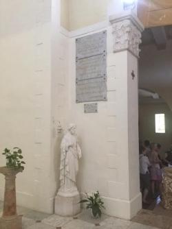 Notre Dame de l'Arche de l'Alliance