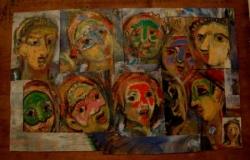Et Picasso ses clowns