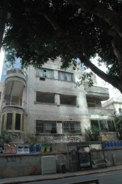 Un immeuble à rénover !!!!!