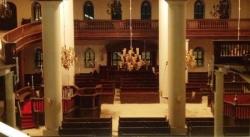 Synagogue ashkénaze.