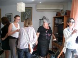 CAFE ACCUEIL - JERUSALEM 4 NOVEMBRE 2008