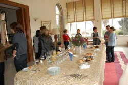CAFE ACCUEIL JERUSALEM, nov.2011l