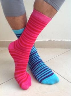 Quelles ont belles ses chaussettes