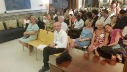 Dans le public ,le consul général de France