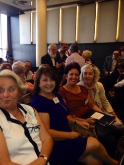 Présence de Israel Accueil au Forum