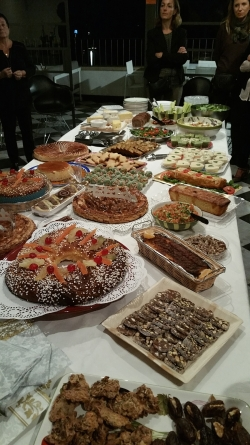 Quel beau buffet nous avons là !