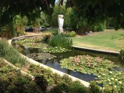 Un parc magnifique