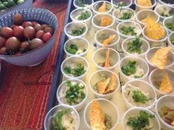 Salade pomelos et fenouil: