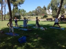 Petite séance yoga