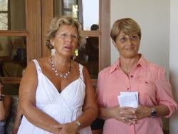 Isabella Casa et Anny Vidor