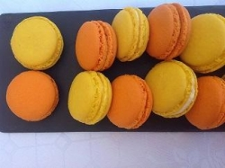 Les délicieux macarons !