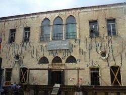 restauration de la maison Chelouche