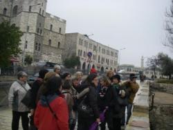 VISITE DU QUARTIER CHRETIEN DE JERUSALEM - MARS 2009