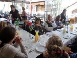 dejeuner restaurant Pundak Ein Kerem