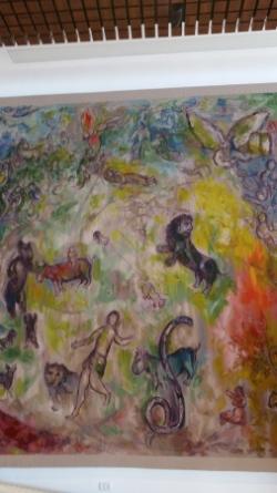 Tapisserie Marc Chagall : le futur