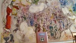 Tapisserie Marc Chagall : le passé