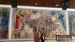 Les 3 tapisseries de Marc Chagall
