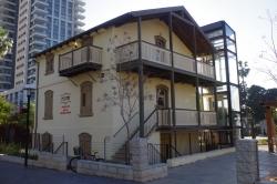 Le musée de Sarona