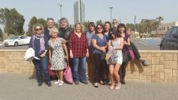 Retour à Tel Aviv