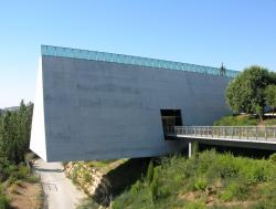 L'entrée du memorial