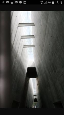 le toit du memorial