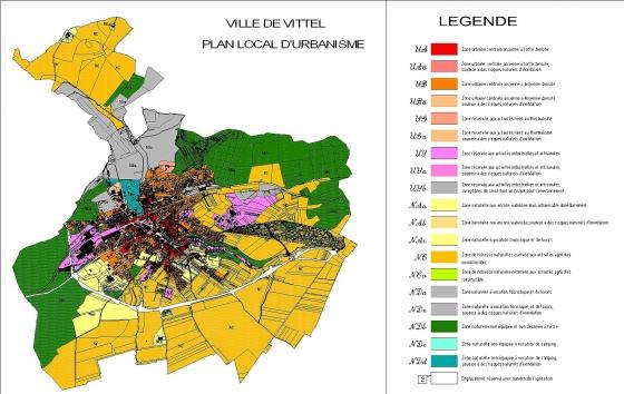 Les prescriptions locales d urbanisme r gissant les for Regle de l urbanisme