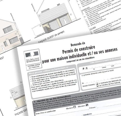 Permis de construire jurisurba for Demande de permis de construire modificatif