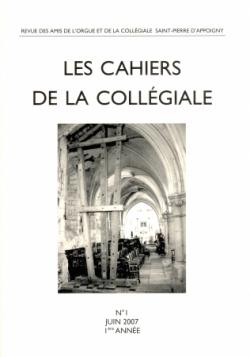 Les cahiers de la collégiale